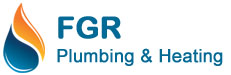 FGR Plumbing and Heating Logo